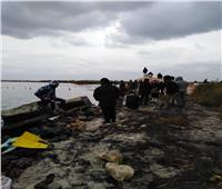 إخلاء سبيل مالك المركب الغارق في بحيرة مريوط بالإسكندرية