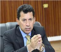 وزير الشباب والرياضة ينعى وفاة المهندس حسين صبور