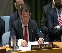 مندوب روسيا الأممي: سحب واشنطن خطاب العقوبات ضد إيران «خطوة صحيحة»