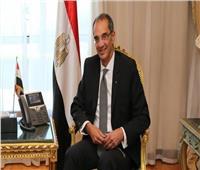 وزير الاتصالات: البنية المعلوماتية قادرة على استيعاب أحمال الإنترنت   فيديو