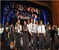 عرض مشروع «ابدأ حلمك» على مسرح الجمهورية