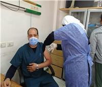 بدء تطعيم الأطقم الطبية ضد فيروس كورونا في جنوب سيناء
