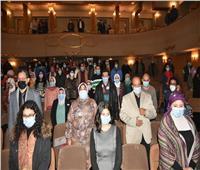 تألق نجوم مشروع «ابدأ حلمك» بالشرقية على مسرح الجمهورية