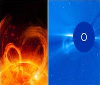 علماء يحذرون: كمية هائلة من الجسيمات الشمسية التي يمكن أن تصطدم بالأرض
