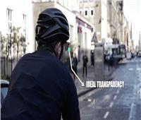 رياضي أولمبي يطور نظارات تساعد راكبي الدراجات على رؤية ما وراءهم