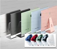 آبل تطلق أجهزة«iMac » هذا العام بخمسة ألوان