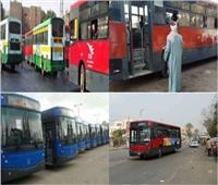 مواصلات الغلابة «اختفت».. ركاب القليوبية يشكون قلة أتوبيسات النقل العام