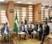 محافظ الشرقية يلتقي أعضاء مجلس النواب لحل مشاكل المواطنين