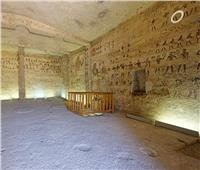 «جولة افتراضية» داخل مقابر بني حسن تزامنا مع بطولة العالم للرماية