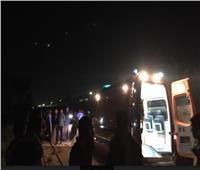 إصابة 7 في حوادث مرورية بنجع حمادي وفرشوط