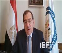وزير البترول: تحقيق مستقبل آمن ومستدام للطاقة النظيفة بمصر «صار واقعًا»