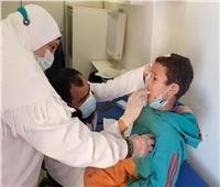 فحص وعلاج 1631 مواطناً في قافلة طبية بمركز مغاغة بالمنيا