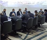 اللجنة القومية للقاهرة التراثية تجتمع بمقر التنسيق الحضاري | صور