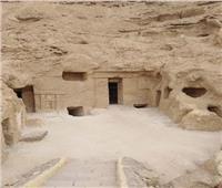 900 مقبرة محفورة في الصخر.. ما لا تعرفه عن «آثار الحواويش»