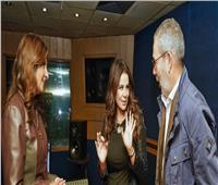 وزيرة الهجرة تشهد فعاليات تسجيل الأغنية الرسمية للمبادرة «اتكلم عربي»