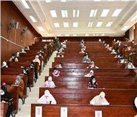 بدء امتحانات الفصل الدراسي الأول بجامعة قناة السويس