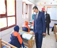 620 ألف و133 طالب بأولى ثانوي أدوا امتحاني «العربي والأحياء»