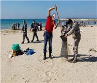 بعد تسرب نفطي في إسرائيل.. حملة لتنظيف محمية شاطىء صور جنوب لبنان