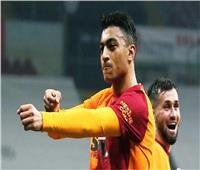 مصطفى محمد يسجل الهدف المصري 135 في الدوري التركي