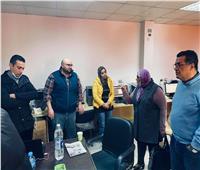 فاطمة سيد أحمد تكشف عن مسابقة جديدة للصحفيين