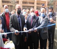 توسعات جديدة بالمستشفى الجامعي ببني سويف