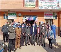 إنطلاق حملة التطعيم ضد شلل الاطفال في محافظة الشرقية