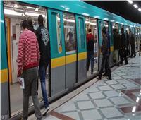 مترو الأنفاق: انتظام الحركة بالخط الأول بعد إزالة آثار حادث الانتحار