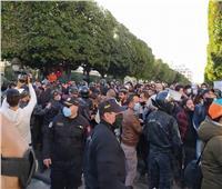 إخوان تونس يعترفون بالاعتداء على الصحفيين خلال تظاهراتهم