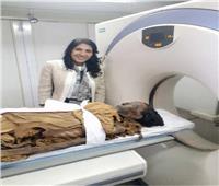 د. سحر سليم: علم الأشعة ساعدنا على دراسة مومياوات سقارة