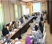 انطلاق الدورة الثانية لتدريب الأئمة والواعظات بجامعة أسوان