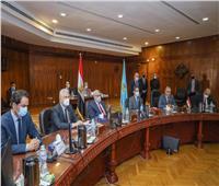 انعقاد مجلس جامعة طنطا الشهري بحضور محافظ الغربية