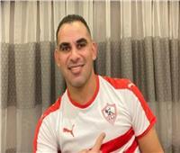 إصابة أحمد عيد عبدالملك بفيروس كورونا