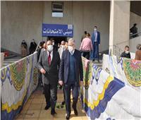 «جامعة حلوان»: الامتحانات تتم في مناخ يتوافق مع تعليمات وزارة الصحة