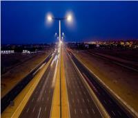طريق حر بدون دورانات.. شاهد «الإسماعيلية الصحراوي» بعد التطوير