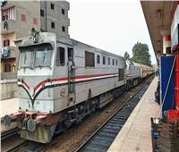 حركة القطارات  40 دقيقة تأخيرات بين القاهرة والإسكندرية اليوم