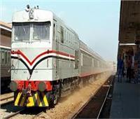 حركة القطارات| «35 دقيقة» تأخيرات بين بنها وبورسعيد
