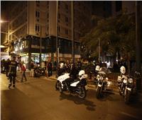 أثينا: هجوم 20 شخصا على قسم شرطة بالقنابل النارية والحجارة