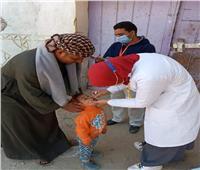 «صحة قنا» تحث المواطنين على تطعيم أطفالهم ضد شلل الأطفال