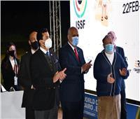 مصر تحصل على شرف استضافة كأس العالم للرماية 2022