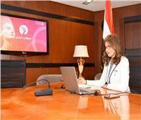 وزيرة الهجرة: سيدة مصرية باليونان تتبرع بـ20 ألف يوريو لـ«حياة كريمة»