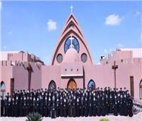 بعد توقفه لمدة عام .. المجمع المقدس يعقد أولى اجتماعاته اليوم