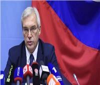 روسيا: سنرد على عقوبات الاتحاد الأوروبي الجديدة المتعلقة بنافالني