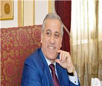 الشوربجي يبعث برقية تهنئة للرئيس عبدالفتاح السيسي