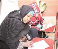 «الأسمرات» يشهد فجرًا جديدًا لتمكين حاملي «محو الأمية» من استكمال تعليمهم