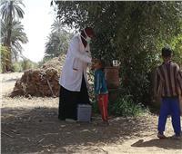 صحة أسوان: تطعيم 83 % من الأطفال المستهدفة بحملة التطعيم ضد شلل الأطفال