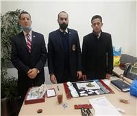جمارك مطار القاهرة تضبط محاولة تهريب مواد مخدرة قادمة من ميلانو