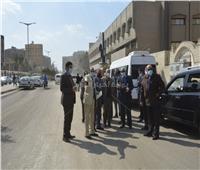 صور| محافظ الجيزة يوجه بسرعة تطوير شارع خاتم المرسلين