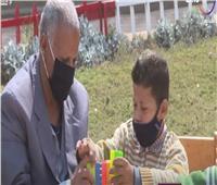 التضامن توضح فكرة دمج الأطفال مع كبار السن في دور الرعاية