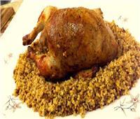 طريقة سهلة وسريعة لتحضير الدجاج بالفريك