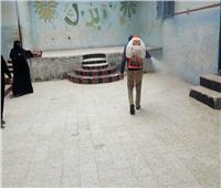 لليوم الثاني.. استمرار حملات التطهير المنشآت والشوارع بالقليوبية